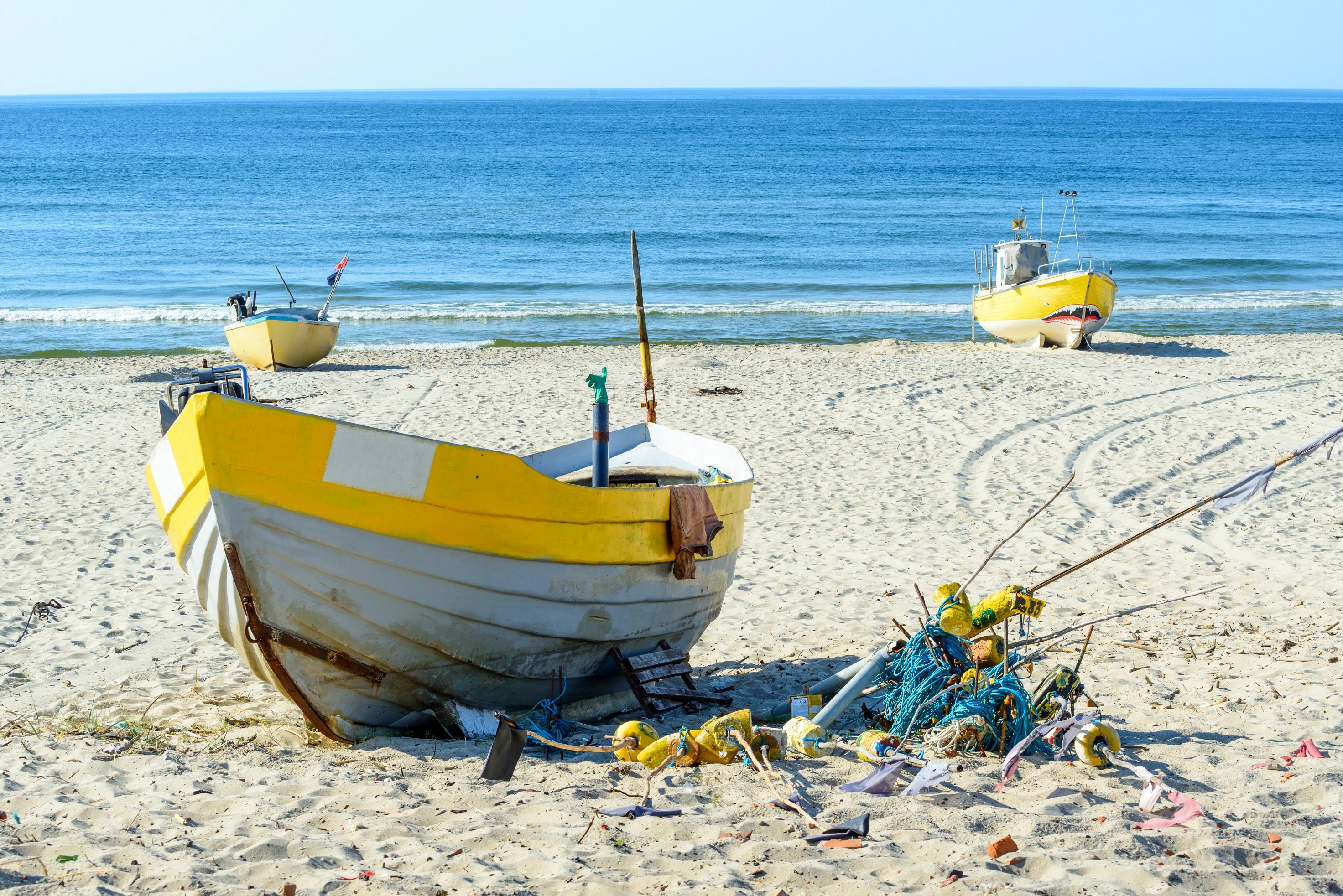 Montaż i uruchomienie systemu grzewczo – chłodniczego dla Zrzeszenia Rybaków Morskich – OP w Krynicy Morskiej
