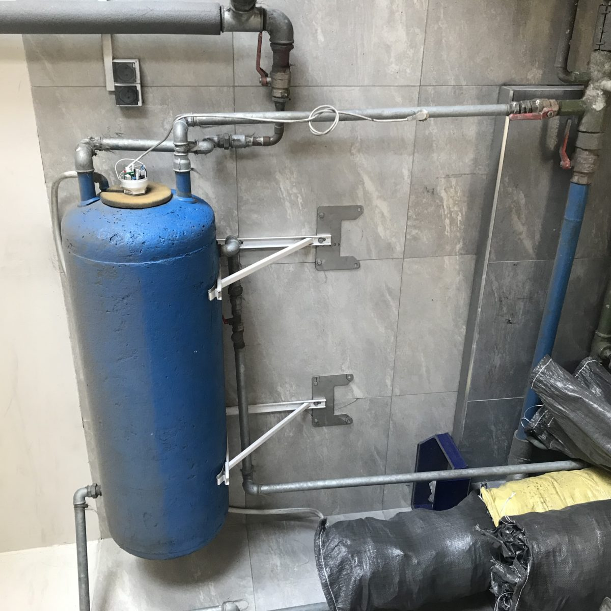 Realizacja – Wykonanie modernizacji kotłowni w budynku biurowym Danfoss Sondex w Żelazkowie