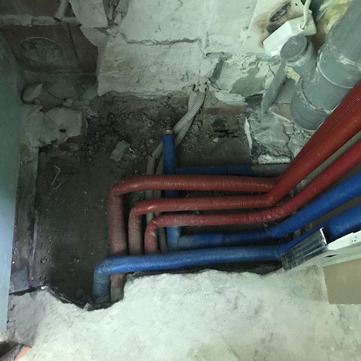 Modernizacja kotłowni i montaż kotła Vitodens 222-F